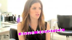 Anna Kendrick - BTS of Nylon Magazine Shoot