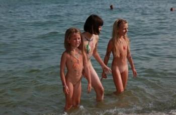 child nudist gallery: