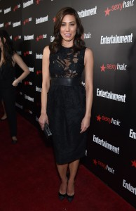 Michaela Conlin, Entertainment Weekly's SAG awards nominees party, L.A, 24/01/2015  (Sexy dress)