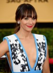 Rashida Jones @ 21st Annual Screen Actors Guild Awards in Los Angeles 1/25/15