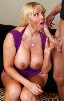 Karen Fisher in Cougars Crave Young Cock 2 Cover
