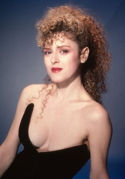 BERNADETTE PETERS x1