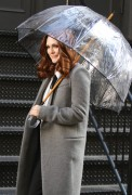 Julianne Moore took part in a photoshoot for L'Oreal in downtown New York City January 22-2015 x35
