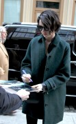 Anne Hathaway seen arriving at her hotel in New York City January 20-2015 x56