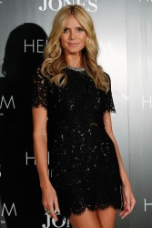 Heidi Klum - Heidi Klum Intimates Collection Launch in Sydney 1/28/15