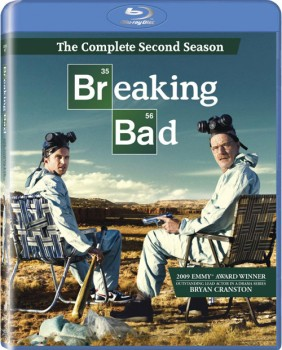 Breaking Bad - Reazioni collaterali - Stagione 2 (2010) [3-Blu-Ray] Full Blu-ray 135Gb AVC ITA DD 5.1 ENG DTS-HD MA 5.1
