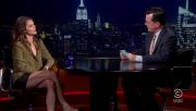 Keri Russell @ The Colbert Report | May 14 2014 | 1080i | ReUp