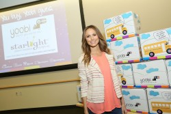 Stacy Keibler - Yoobi & Starlight Children's Foundation Give Event  2/04/15