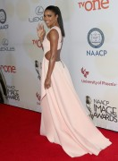 Gabrielle Union - 46th NAACP Image Awards in Pasadena 2/6/15