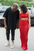 Kim Kardashian - Roc Nation 2015 Pre-GRAMMY Brunch in Beverly Hills 2/7/15