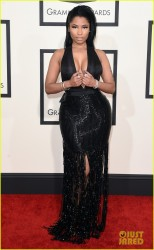 Nicki Minaj - 57th Annual GRAMMY Awards 2/8/15