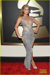 Paris Hilton - 57th Annual GRAMMY Awards 2/8/15