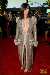 Kim Kardashian - 57th Annual GRAMMY Awards 2/8/15
