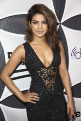 Priyanka Chopra - Republic Records / Big Machine Label Group Grammy Celebration in Hollywood 2/8/15