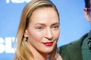 Uma Thurman attends 'The Slap' New York Premiere Party February 9-2015 x12