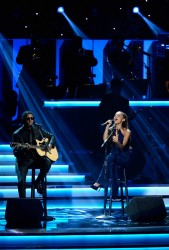 Ariana Grande - Stevie Wonder: Songs In The Key Of Life - An All-Star GRAMMY Salute in LA 2/10/15