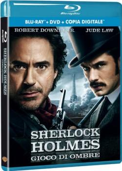 Sherlock Holmes - Gioco di ombre (2011) Full Blu-Ray 40Gb AVC ITA DD 5.1 ENG DTS-HD MA 5.1 MULTI