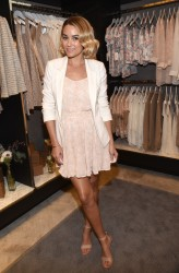 Lauren Conrad - Paper Crown + Rifle Paper Co. Pop-Up Shop in LA 2/12/15