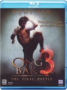 Ong-Bak 3 (2010) Full Blu-Ray 15Gb AVC ITA THAI DD 2.0