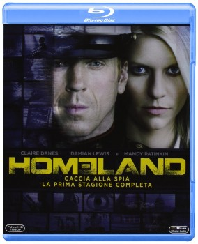 Homeland - Caccia alla spia - Stagione 1 (2011) [3-Blu-Ray] Full Blu-ray 138Gb AVC ITA DTS 5.1 ENG DTS-HD MA 5.1 MULTI