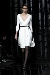 Kendall Jenner - Diane Von Furstenberg fashion show 2/15/15