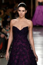 Kendall Jenner - Oscar De La Renta fashion show 2/17/15