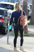 Hilary Duff - Out & About in Sherman Oaks 2/18/15