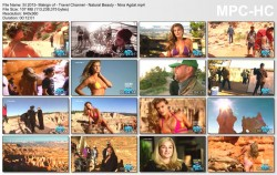 Nina Agdal - Sports Illustrated Swimsuit Travel Channel Special 2015 - Episode 4 : Natural Beauty