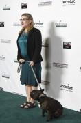 Carrie Fisher - The US-Ireland Alliance 10th Annual Oscar Wilde Awards 19.2.2015