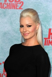 Maryse Ouellet - Hot Tub Time Machine 2 premiere in Los Angeles 2/18/15