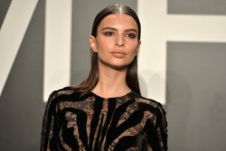 Emily Ratajkowski - Tom Ford Presents His Autumn/Winter 2015 Womens Wear Collection in LA 2/20/15