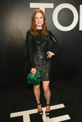 Julianne Moore - Tom Ford Presents His Autumn/Winter 2015 Womens Wear Collection in LA 2/20/15