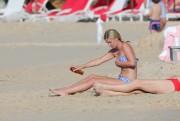 Nicky Hilton | Bikini Candids on the Beach in the Caribbean | February 14 | 32 pics