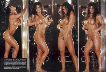 Chyna desnuda en Playboy: Joanie Laurer Nude
