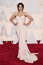Zoe Saldana - 87th Annual Academy Awards 2/22/15