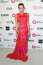 Camilla Belle - 23rd Annual Elton John AIDS Foundation's Oscar Viewing Party 2/22/15
