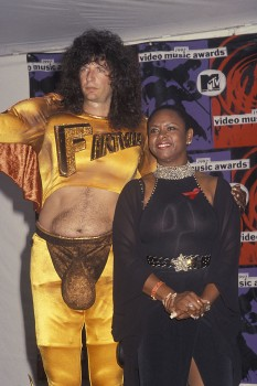 ROBIN QUIVERS x7 - sheer to nips