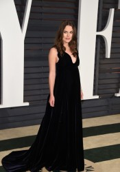 Keira Knightley - 2015 Vanity Fair Oscar Party in Beverly Hills 2/22/15
