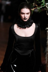 Kendall Jenner - Giles fashion show in London 2/23/15