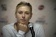 Maria Sharapova Press conference at Abierto Mexicano Telcel tennis tournament February 23-2015 x1