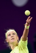 Victoria Azarenka 1st round at the WTA Qatar Open in Doha - February 23-2015 x5