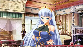 Milles, Knight of Anal Tyranny - XXX Hentai Game