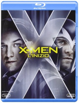 X-Men - L'inizio (2011) Full Blu-Ray 40Gb AVC ITA DTS 5.1 ENG DTS-HD MA 5.1 MULTI