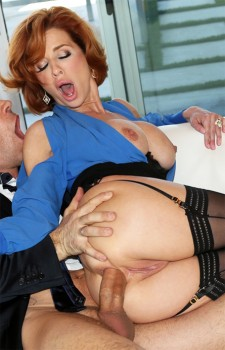 Veronica Avluv Anal in Perfect Slaves 4 Cover
