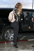 Khloe Kardashian - At LAX Airport 3/1/15