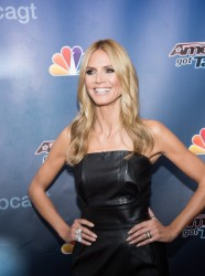 Heidi Klum - 'America's Got Talent' Season 10 Event in NYC 3/2/15