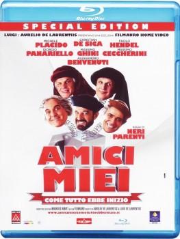 Amici miei - Come tutto ebbe inizio (2011) Full Blu-Ray 22Gb AVC ITA DTS-HD MA 5.1
