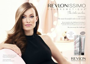 Olivia Wilde - Revlonissimo ads for Revlon