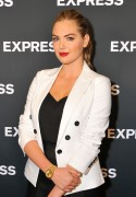 Kate Upton - EXPRESS Spring Fling Event in San Francisco 3/3/15