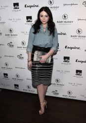 Michelle Trachtenberg - Jerry Seinfeld Hosts Inaugural LA Fatherhood Lunch 3/4/15